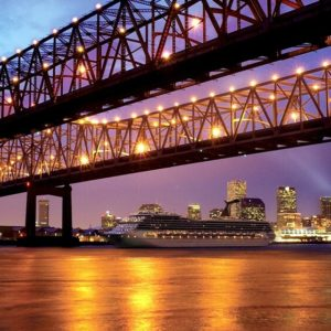 NEW ORLEANS: HOWDY TO THE BIG EASY
